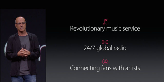 Music is one ecosystem, one complete thought around music